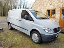 Diesel Vito Commercial Vans & Pickups with Immobiliser