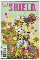 SHIELD #11 James Stokoe 1:10 Kirby Monster Variant Agents of Shield Marvel 2014