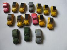 M.C. Toy, CITROEN 2 C V, Ente, Konvolut  16 Modelle !!!