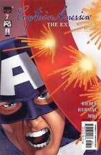 Captain America #7, Marvel Knights, Near Mint 9.4, 1st Print, 2002
