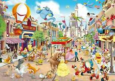 1000 Piece Disney Movie Magic Carnival Cartoon Characters Jigsaw Puzzles 55886