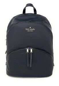 Kate Spade XLarge Karrissa Nylon Black Backpack WKRU6597 $349