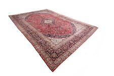 Tappeto Persiano Kashan 441 cm x 283 cm Orientteppich Nr.53 Perfette Condizioni