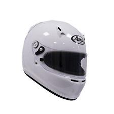 Arai Sk-6 blanco XS K2010 Kart carreras casco