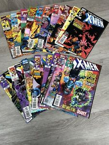Lot of 18 Uncanny X-Men Comics, Various issues/years. Please See Photos