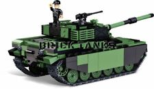 Brick Chieftain Battle Tank Toy - COBI 2494
