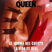 ★☆★ CD Single QUEENBody language + Mexico + 2-track CARD SLEEVE