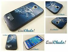 FUNDA CARCASA ANTIGOLPES PARA SAMSUNG GALAXY S4 I9500 WINTER IS COMING