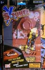 Stuntz X Finger Skateboards - Skatepark - Roundabout Trail