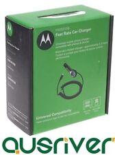 Genuine Motorola P513 Car Charger Micro USB For V8 V9 A1210 A1600 XT300 XT700