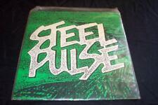 """1982 Steel Pulse Reggae Ska Dub Punk 7"""" Ravers 1st Pres"""
