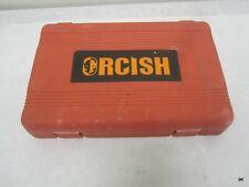 Orcish 8pcs Petrol Engine Cylinder Compression Tester Kit Gauge Tool Automotive