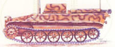 BORGWARD 4B, Kit CMK 1/87 n° HOV009