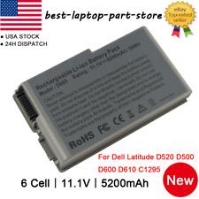 Laptop Battery for Dell Latitude D500 D505 D510 D520 D530 D600 D610 c1295 Lot