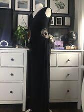 Vestido De Baile 90s Vestido West One 12 Strechy Glam RNB Chica Body Con Adornado