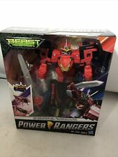 New Power Rangers Beast Morphers Beast Racer Converting Zord Action Figure