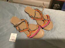 Ladies Summery Sandals Size 8 BNWT