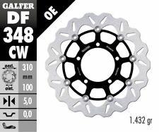 Galfer Brakes - DF348CW - Standard Wave Brake Rotor