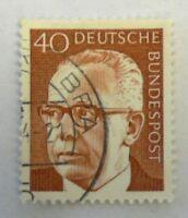 100 x Briefmarke Heinemann 40 Pfennig  Nr. 639