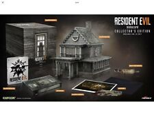NEW Resident Evil 7 Biohazard Collector's Edition Sony PS4 Gamestop Exclusive