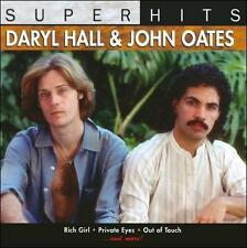 Super Hits by Daryl Hall & John Oates