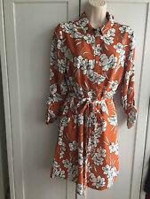 New Look Floral Shirt Dresses