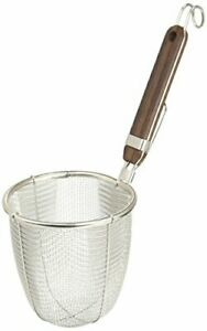 Stainless Steel Tebo Ramen Noodle Strainer Professional model JAPAN made /2701