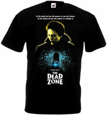 THE DEAD ZONE Movie Poster T shirt black all sizes