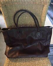 """Large Wilson Leather """"weekender"""" tote bag"""