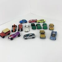 Lot Of 15 HotWheels Corvettes Pre-owned Some Vintage DIE CAST 70s-80s-90s