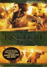 Kingdom of Heaven (DVD, 2005, Full Frame Lenticular)