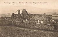 Bonamargy Ballycastle, N.Ireland Early 20th Century Vintage Postcard Unposted.