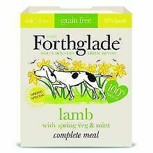 Forthglade Complete Grain Free Adult Lamb&Mint -  - 344420
