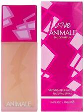 LOVE ANIMALE women 3.4 oz 3.3 edp perfume spray NEW IN BOX