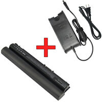 Battery/Charger for Dell Latitude 451-11980 E6220 E6230 E6320 E6330 E6120 E6430S