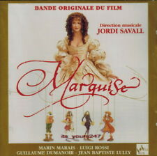 Marquise - Original Soundtrack [1997] | Jordi Savall | CD NEU