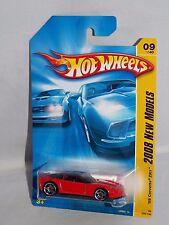 Hot Wheels 2008 New Models #9 '09 Corvette ZR1 Red