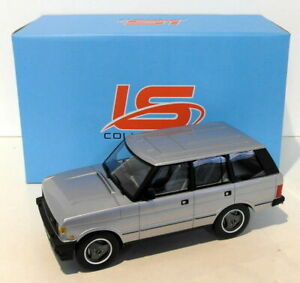 LS Collectables 1/18 Scale Resin LS001B - Range Rover S1 - Silver