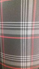 Manufacture Automotive Fabric VW GTI Red. Per Linear Metre.
