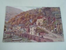 A R QUINTON Postcard 966 LYNMOUTH     Unposted  §A2297