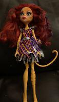 Monster High Doll - Toralei Stripe - Freak Du Chic - Mattel Figure