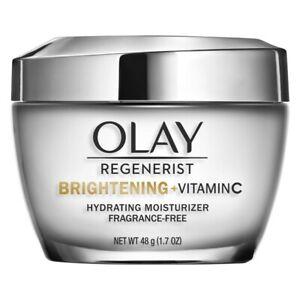 Olay Regenerist Brightening Vitamin C Facial Moisturizer - 1.7oz Skin Care NEW