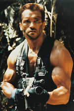 Arnold Schwarzenegger As Major Alan 'Dutch' Schaeffer Predator 11x17 Mini Poster
