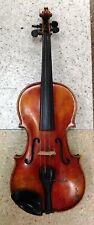 VINTAGE German / John Juzek 3/4 Violin Only
