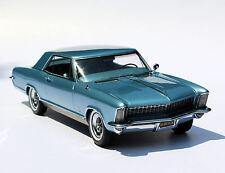 1965 Buick Riviera Gran Sport Astro Blue 1:24 Automodello 24B010