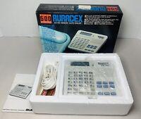 Vintage Auradex EZ-100 Memory Auto Dialer 1988 - Dials 500 Number At Once