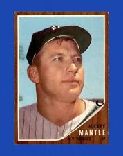 1962 Topps Set Break #200 Mickey Mantle EX-EXMINT *GMCARDS*