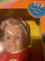 Blue Box Sweet Heart Baby Doll in Original Box Vintage 90s Toy