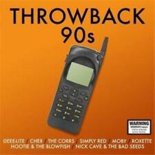 THROWBACK 90s 4CD NEW Deee-Lite Cher The Corrs Simply Red Moby Roxette Nick Cave