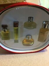 Womens Fragrance Collection Lot Set Of 5 Minis New In Box